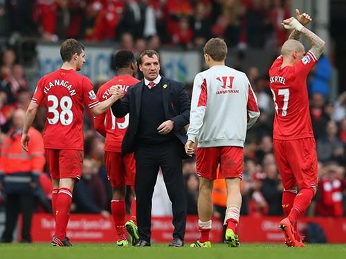 Derby vùng Merseyside: HLV Rogers Brendan bình thản - ảnh 1