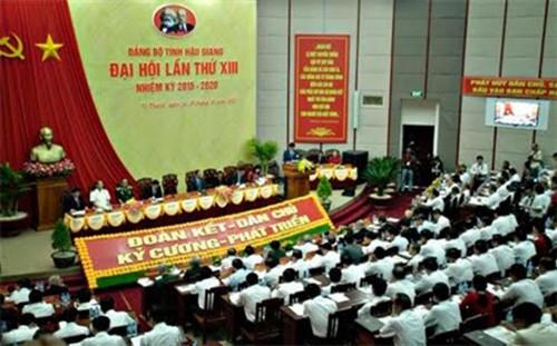 Giám đốc Sở 33 tuổi được bầu vào BCH Đảng bộ Hậu Giang - ảnh 1
