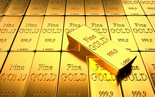 Giá vàng thế giới giảm mạnh - ảnh 1