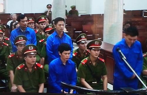 Vụ hối lộ đường sắt: VKS đề nghị mức án cao nhất 13 năm tù - ảnh 1