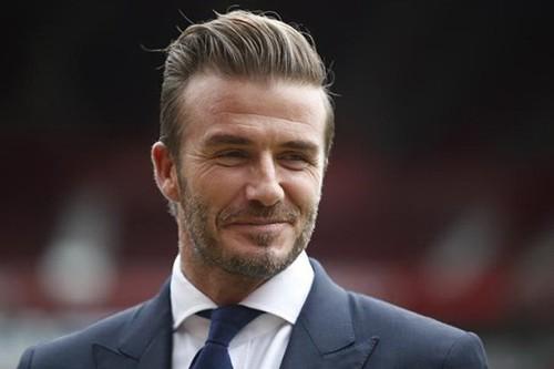 Beckham làm bóng đá tử tế ở Mỹ - ảnh 1