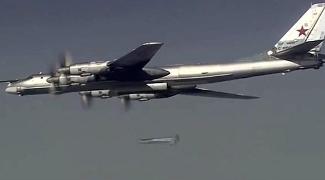 Nga dội 'mưa bom' xuống Syria sau xác nhận máy bay bị khủng bố - ảnh 1