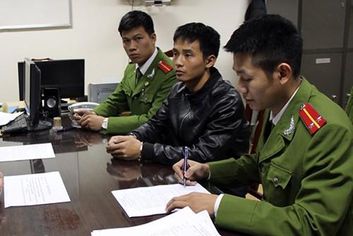 Phạm nhân giết người vượt ngục ở Quảng Ngãi sa lưới tại Bắc Ninh - ảnh 1