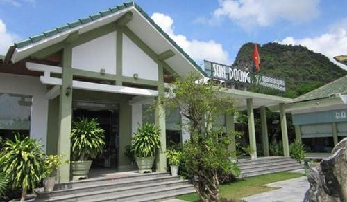 Đặt mìn dọa giết giám đốc Trung tâm Du lịch Phong Nha - ảnh 1