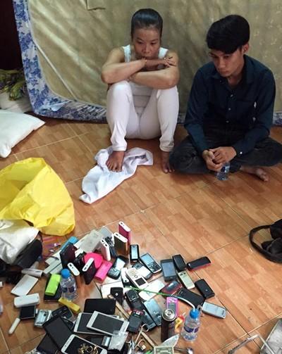 Cảnh sát bao vây khách sạn của tội phạm Sài Gòn - ảnh 2