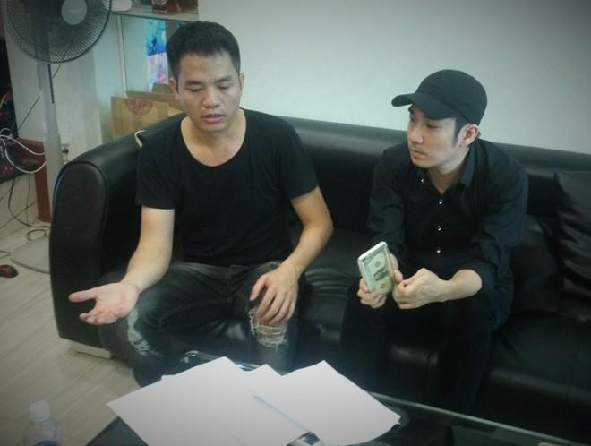 Ca sĩ Quang Hà tố bị lừa lấy giấy tờ căn nhà ở Phú Nhuận - ảnh 2