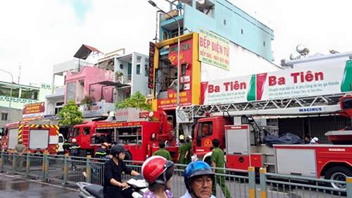 Đã xác định danh tính 4 người thiệt mạng trong vụ cháy - ảnh 5