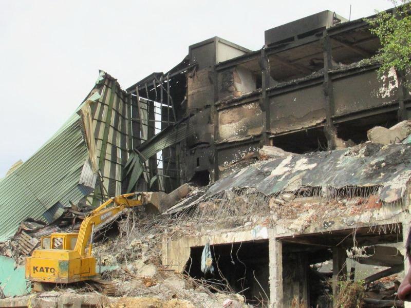 Vụ cháy ở Cần Thơ thiệt hại khoảng 13 triệu USD - ảnh 1