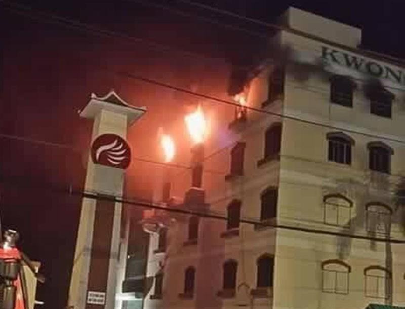 Thủ tướng yêu cầu điều tra vụ cháy ở Cần Thơ - ảnh 1