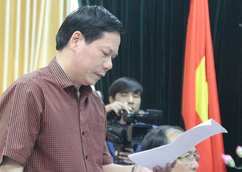 Giám đốc BV xin lỗi vụ 18 người chạy thận ở Hòa Bình - ảnh 3