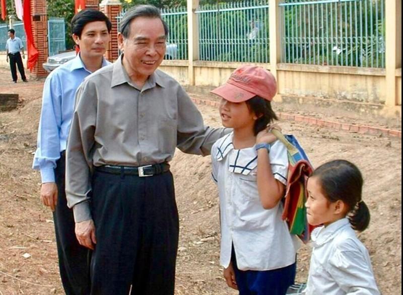 Nguyên Thủ tướng Phan Văn Khải lâm trọng bệnh - ảnh 1
