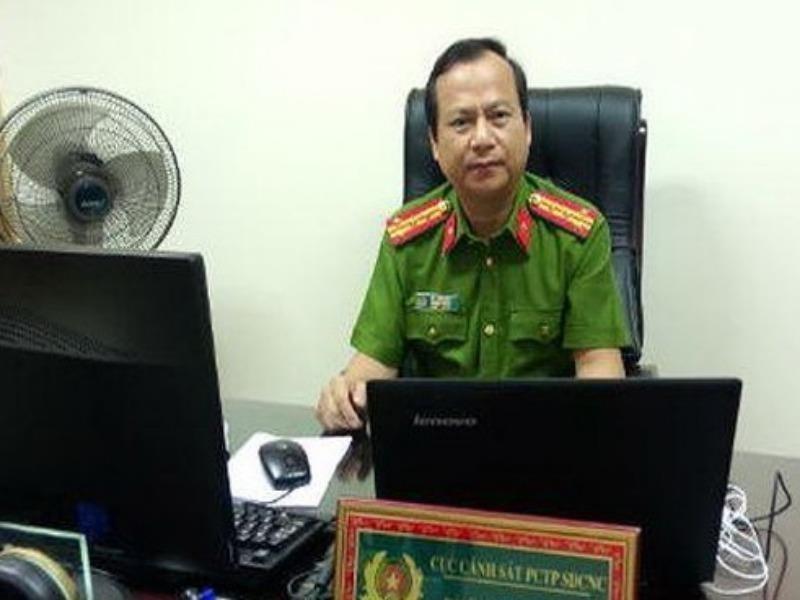 Phó cục trưởng C50 chết trong phòng làm việc - ảnh 1
