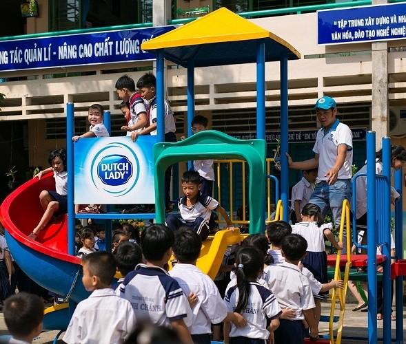 Góp một viên gạch xây trường cho trẻ em nghèo - ảnh 1