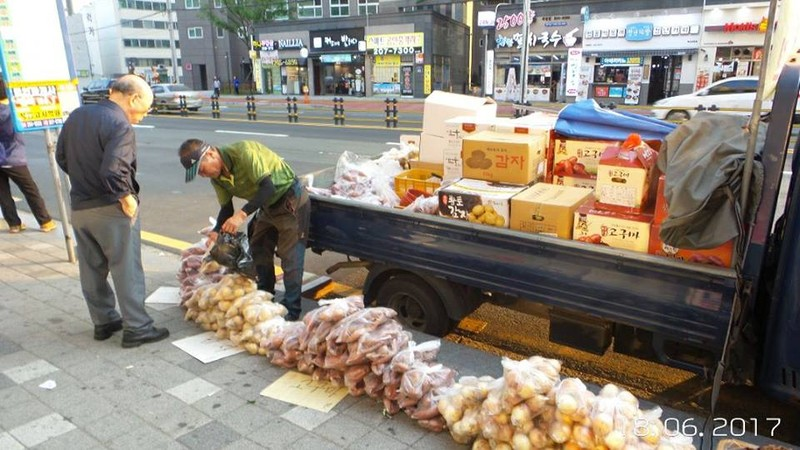 Kinh doanh nông sản sạch theo kiểu Hàn Quốc - ảnh 3