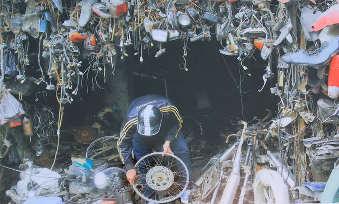 Những bức ảnh về sự biến đổi môi trường sống ở Việt Nam - ảnh 11
