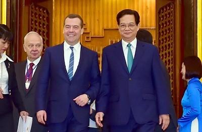 Dư luận quốc tế về chuyến thăm Việt Nam của Thủ tướng Nga - ảnh 1