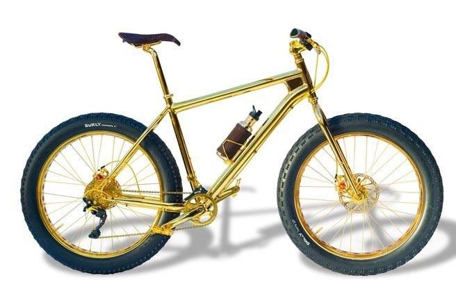 Cận cảnh xe đạp có giá... 21 tỉ đồng Việt Nam - ảnh 10
