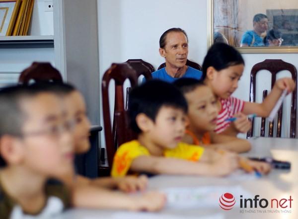 Lớp tiếng Anh miễn phí của cựu binh Mỹ tại Hà Nội - ảnh 5