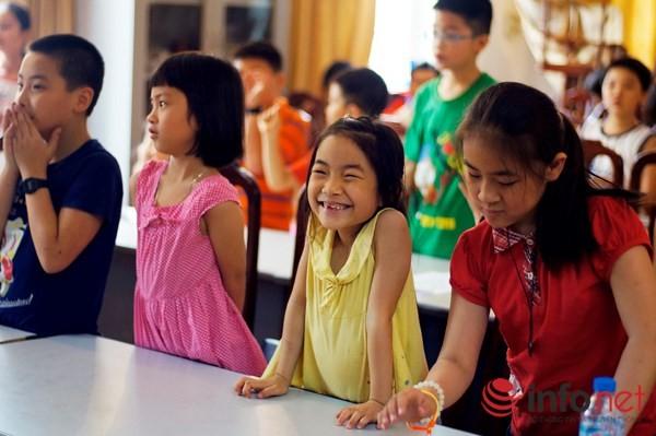Lớp tiếng Anh miễn phí của cựu binh Mỹ tại Hà Nội - ảnh 7