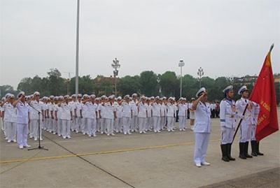 Chủ tịch nước giao nhiệm vụ cho Hải quân Việt Nam - ảnh 2