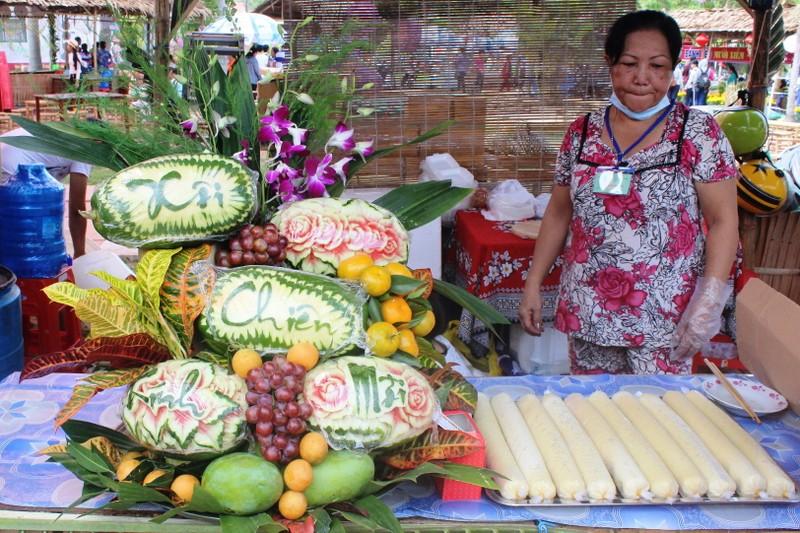 Về miền Tây thưởng thức hàng trăm loại bánh dân gian và món ăn đặc sản  - ảnh 5