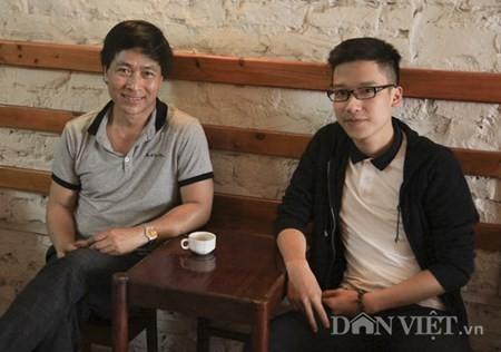 "Gap lai Quoc Tuan cua ""Nguoi vac tu va hang tong"" sau chuc nam vang bong"