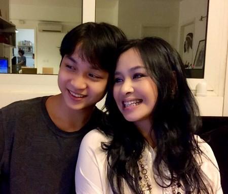 Thanh Lam khoe ảnh con trai đẹp như tài tử - ảnh 3