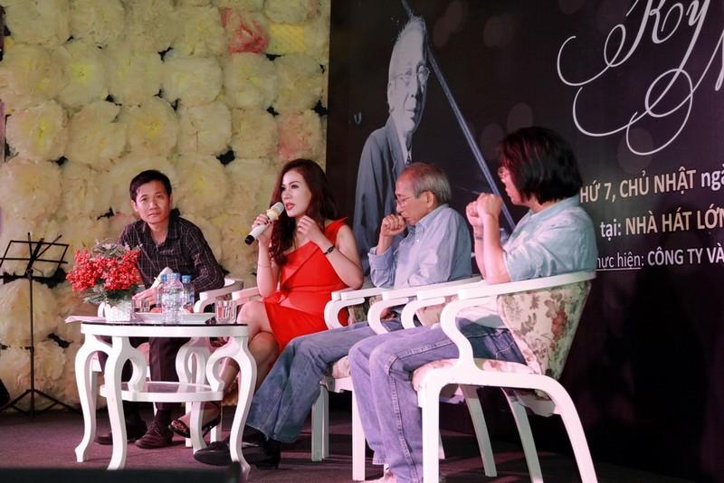 Nhạc sĩ Nguyễn Ánh 9: 'Có tiền tôi cũng không mời Khánh Ly' - ảnh 1