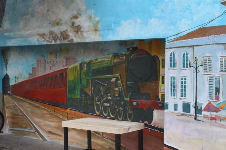Ấn tượng Graffiti giữa Sài Gòn - ảnh 2