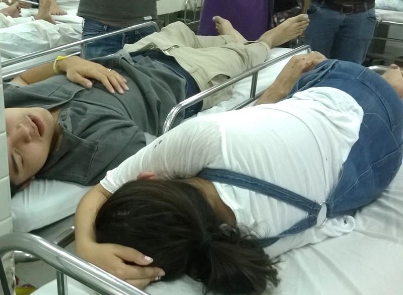 Gia đình nhà văn Gào gặp tai nạn nghiêm trọng trên cao tốc TP.HCM - Long Thành - ảnh 2