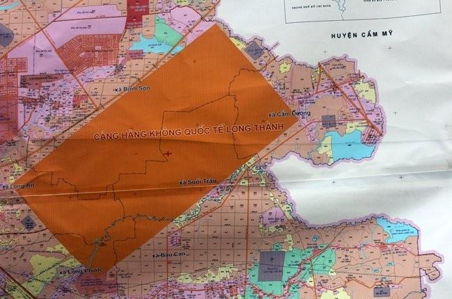 Lên phương án xây khu tái định cư cho dự án sân bay Long Thành - ảnh 1