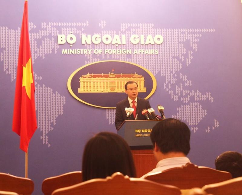 Giàn khoan Hải Dương 981 trên Biển Đông: Việt Nam đã sẵn sàng ứng phó - ảnh 1