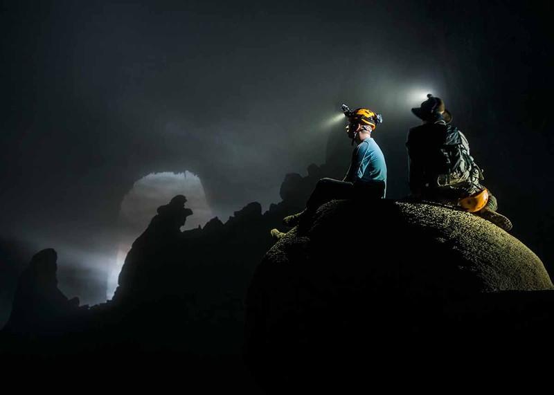 Truyền hình Mỹ vinh danh hang động Quảng Bình - ảnh 1