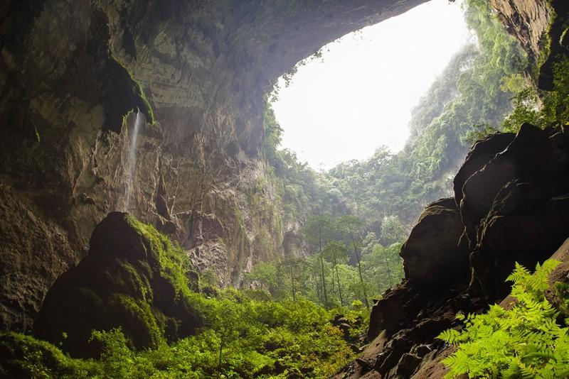 Truyền hình Mỹ vinh danh hang động Quảng Bình - ảnh 2