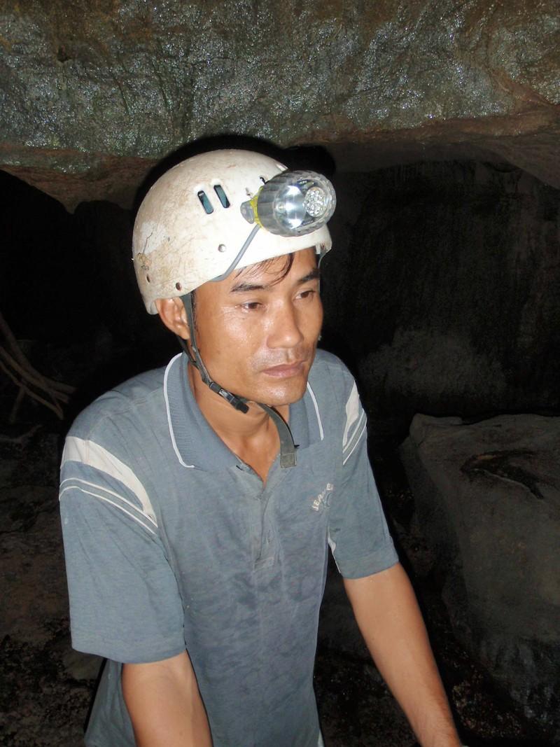 Chuyện đời của Hồ Khanh - Người phát hiện hang Sơn Đoòng - ảnh 5