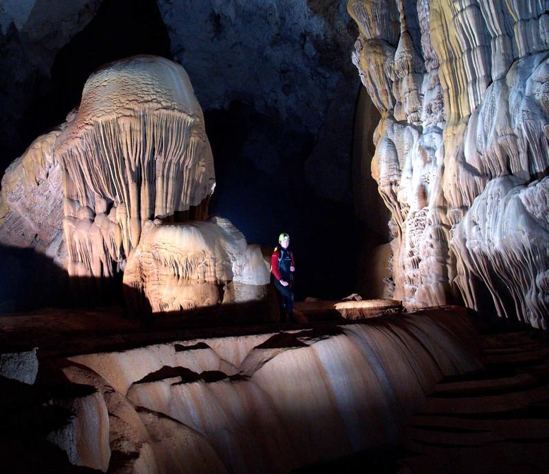 Chuyện đời của Hồ Khanh - Người phát hiện hang Sơn Đoòng - ảnh 11