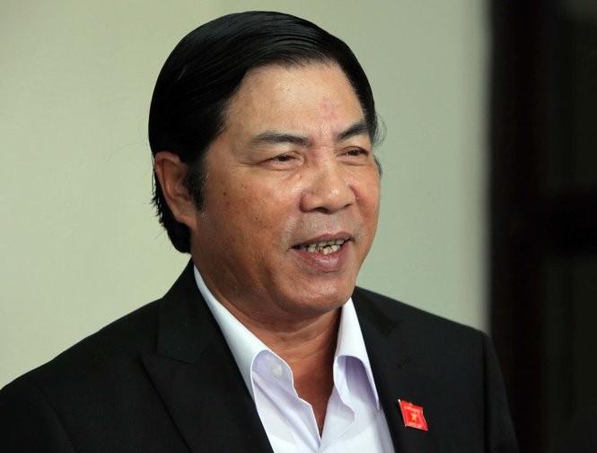 Quốc hội mặc niệm ông Nguyễn Bá Thanh  - ảnh 1