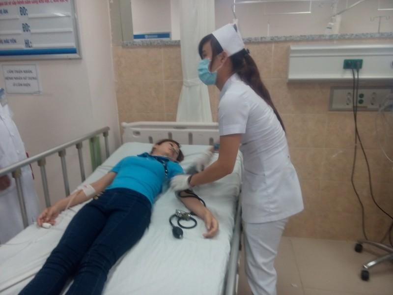 UBND tỉnh Đồng Nai chỉ đạo xử nghiêm vụ công nhân ngộ độc khí - ảnh 1