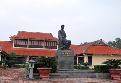 Tổ chức Lễ kỷ niệm cấp quốc gia 250 năm Ngày sinh Đại thi hào Nguyễn Du - ảnh 1