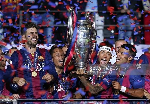 Hạ đo ván Juventus, Barca kiêu hãnh đứng trên đỉnh cao Champion League - ảnh 1