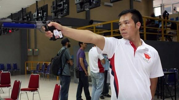 Bắn súng đoạt HCV, chờ Ánh Viên, Quý Phước làm dậy sóng đường đua xanh - ảnh 2