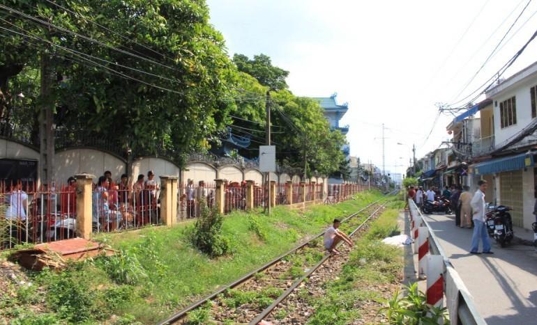 Tàu lửa tông chết người ở quận Phú Nhuận  - ảnh 2