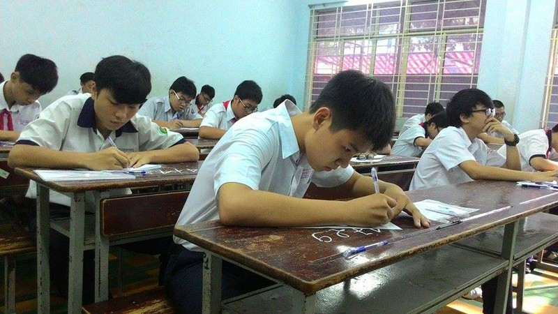 Thí sinh thi vào lớp 10 nộp đơn phúc khảo từ 22 đến 24-6  - ảnh 1