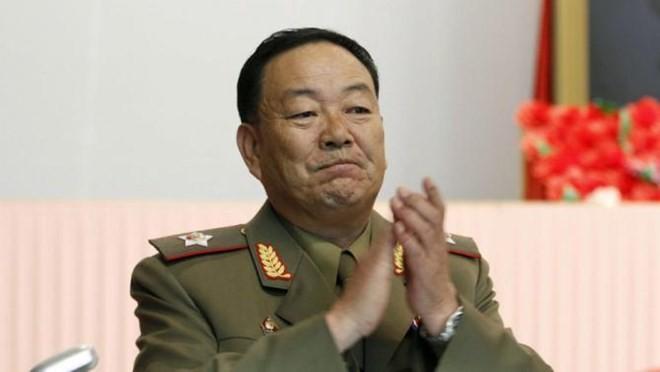 Triều Tiên thông báo về việc hành quyết Bộ trưởng quốc phòng? - ảnh 1