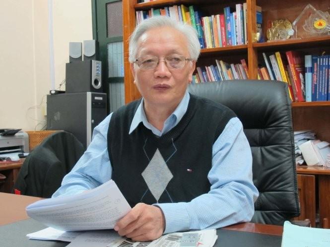 TS Nguyễn Tùng Lâm - Ảnh tư liệu