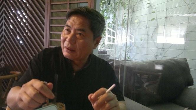 PGS.TS Bùi Quang Thắng - Ảnh tư liệu