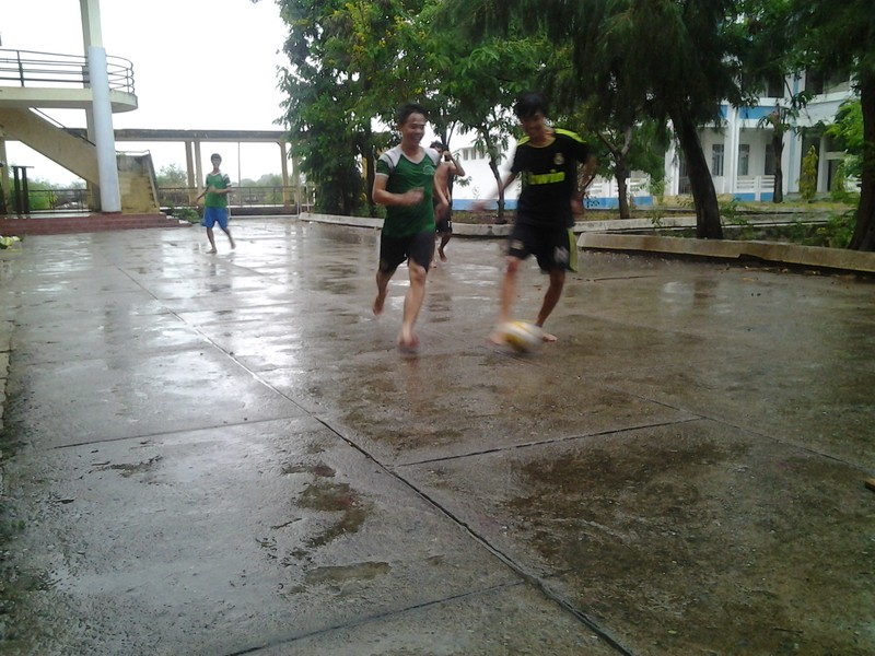 Thêm cơn mưa giải hạn cho Ninh Thuận  - ảnh 1