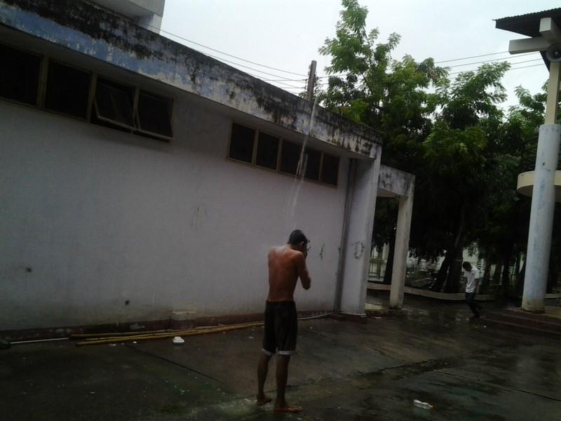 Thêm cơn mưa giải hạn cho Ninh Thuận  - ảnh 2