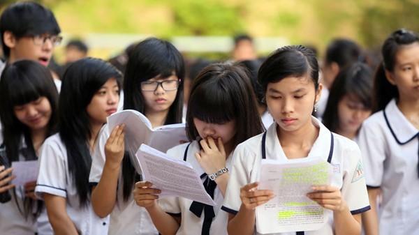 Nhận định đề thi môn Tiếng Anh - ảnh 1