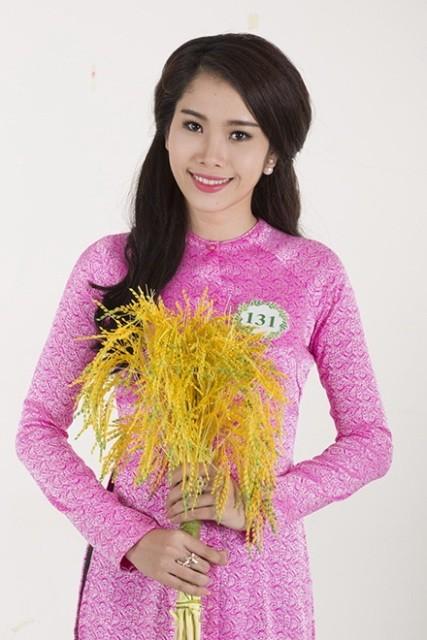 Nguyễn Thị Lệ Nam Em thi Hoa hậu Hoàn vũ Việt Nam 2015 - ảnh 2